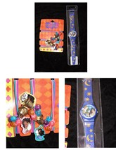 Disney Hunchback of Notre Dame Watch & Hair Ties Lot New 1990s - $18.99