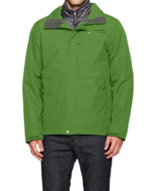 XXL White Sierra Men's 3-In-1 Trifecta Interchange II Jacket Tree Top Green