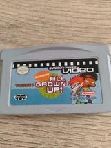 Nintendo Game Boy Advance GBA Nickelodeon: All Grown Up! Volume 1 image 2
