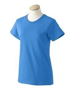 Irish Green XS G 2000L Gildan Ladies ultra cotton T-shirts