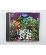 Microsoft Dangerous Creatures CD Software - $15.37