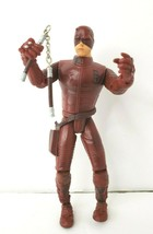 "Daredevil Movie Action Figure 2002 Marvel 6"" Affleck with Nunchucks - $7.92"