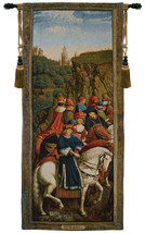 Just Judges I European Tapestry Wall Hanging - $238.85
