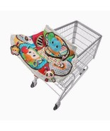 Infant-Activity-Center-Shopping-Cart-Pad-Carrier-Play-Baby-Mat-Fabric-Co... - $30.59