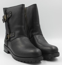 UGG Niels Women's Leather Boot 1019073 - Black - Size 10 - NEW Authentic - $158.94