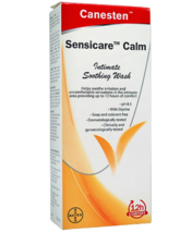 Canesten Sensicare Calm 200ml Intimate Soothing Wash - $20.50