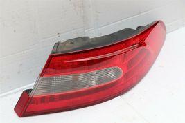 09-11 Jaguar XF LED Outer Taillight Lamp Passenger Right RH image 3