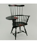 WINDSOR STYLE  Wooden Doll Writing Desk Chair  - $13.59