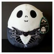 "Jack Skellington Squishmallow 8"" NWT The Nightmare Before Christmas DISNEY - $39.95"