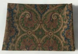 Ralph Lauren BRIANNA Paisley Twin Flat Sheet - $29.58