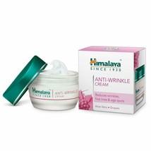 Himalaya Anti-Wrinkle Cream 50 gm pure ayurvedic cream and herbal supple... - $13.46