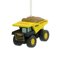 2017 Hallmark Tonka Dump Truck Christmas Tree Ornament (Walmart Exclusive) - $10.50