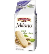 Pepperidge Farm Mint Milano Cookies, 7-ounce bag (pack of 6) - $41.57