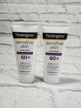 Neutrogena Sensitive Skin Sunscreen Lotion SPF 60+ 3 Oz EXP 09/2021 Broad - $16.71