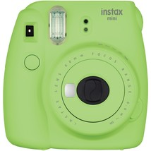 Fujifilm Instax Mini 9 Instant Camera (lime Green) FDC16550655 - $86.37