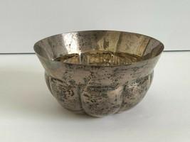 Vintage Sterling Silver .925 Hallmarked Bowl 121 Grams - $117.81