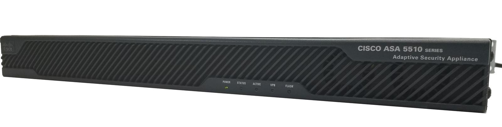 Cisco asa 5510 security 001