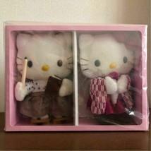 Hello Kitty & Dear Daniel IYOTETSU Takashimaya Plush Doll 2002 Sanrio JP New F/S - $163.65