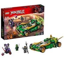 LEGO Ninjago 70641 - Lloyds Nachtflitzer, Unterhaltungsspielzeug - $57.88