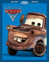 Disney/Pixar Cars 2 [Blu-ray + Digital] New