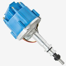 A-Team Performance HEI Complete Distributor 6 Cylinders Compatible with Ford Inl image 2