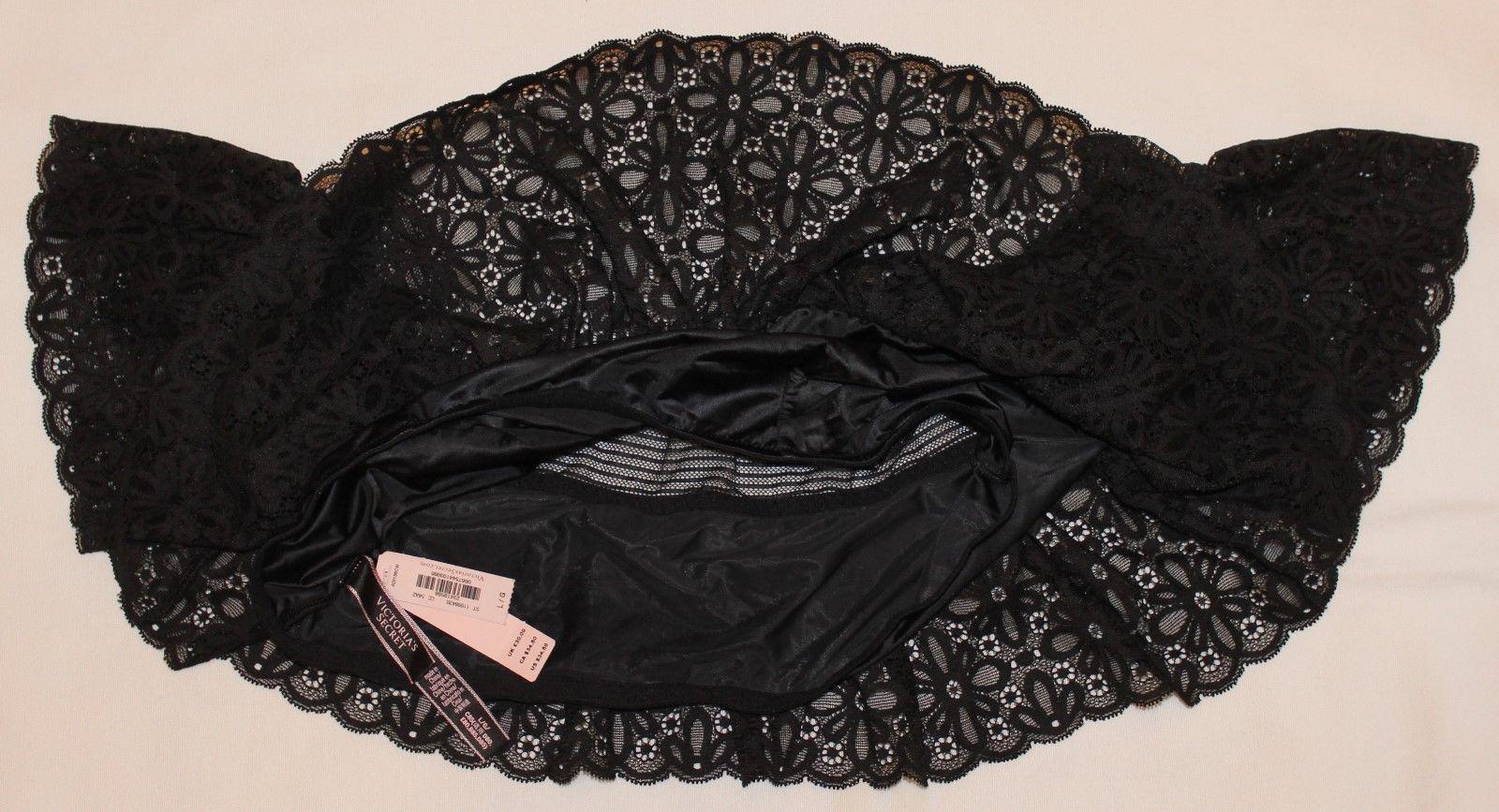 f0d8136c4a365 New $35 Victoria's Secret Black Lace Off and 50 similar items