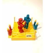 Rockem Sockem Robots  ~ Rock Mattel Games - $28.29