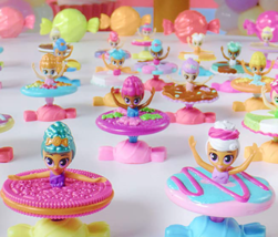 Prima Sugarinas Lot of 6 Spinning Ballerina Candy Scented Doll Surprise ... - $33.77
