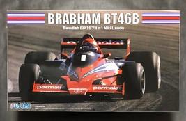 Fujimi 1/20 Brabham BT46B Alfa Romeo Swedish GP 1978#1 Niki Lauda - $94.94