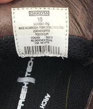 Leather 10 Men's Up STSP Size Lace Casual DAKOTA qTARg44