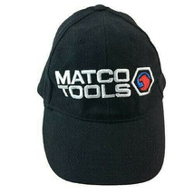 Matco Tools Embroidered Strapback Hat Black We're The Source - $9.89