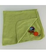 Small Wonders Baby Boy Cotton Thermal Waffle Weave Blanket Sport Ball Fo... - $39.59