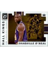 Shaquille O'Neal 2017-18 Donruss Optic Hall Kings Card #19 - $0.99