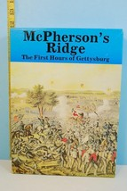 McPherson's Ridge: The First Hours of Gettysburg Task Force Games 1980 U... - $34.65