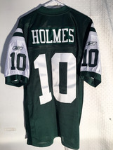 Reebok Authentic NFL Jersey Jets Santonio Holmes Green sz 48 - $39.59
