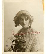 Anna HERITAGE Vaudeville c.1912 DW ORG Apeda PHOTO i804 - $29.99