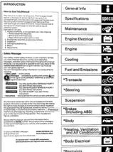 2004 Honda Civic Service Shop Repair Workshop Manual Brand New - $188.10