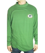 NFL Green Bay Packers Men's Big & Tall Long Sleeve Turtle Neck - $19.95