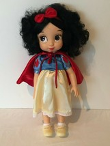 """Disney My First Princess Snow White 17"""" Vinyl Doll with Dress and Cape - $11.99"""
