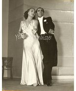 Dancing Joan Crawford Adrian Gown Original DW Photo - $19.95