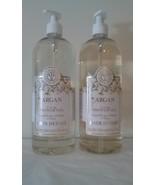 Erbario Toscano ARGAN Toning Shower Gel 2 body wash 33.8oz Made in Italy - $49.45