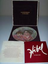 Edna Hibel Royal Doulton Sayuri & Child Collectors Plate - $34.99