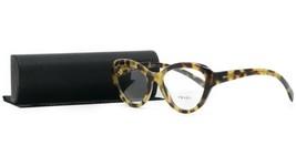 PRADA Women's Tortoise Glasses with case VPR 25R 7S0-1O1 52mm - $185.99