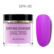 Matte Color Manicure Powder Nail Dipping Powder Nail Art Decorations  03 image 7