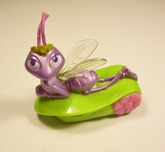 Disney A Bug's Life Princess Atta #8 Grasshopper Pull Back McDonalds 1988 - $4.99