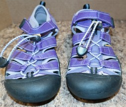 Women's Size 5 Purple KEEN Cool Waterproof Beach Pool Summer Sandals - $13.49
