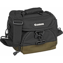 Canon - 100EG -Digital SLR Camera Case for Rebel T3 T3i T5i SL1 EOS 70D 7D 6D 5D - $39.55