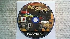 RC Revenge Pro (Sony PlayStation 2, 2001) - $7.20