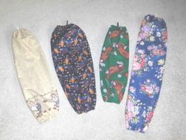 Plastic Bag Holders Storage Cloth Grocery Bag Hanger - $12.99