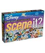 Scene It? Disney Edition DVD Game - $33.91